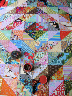 sewkatiedid/Value quilt
