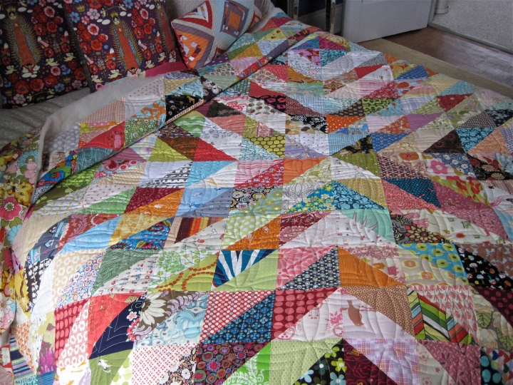 sewkatiedid/stash archive value quilt