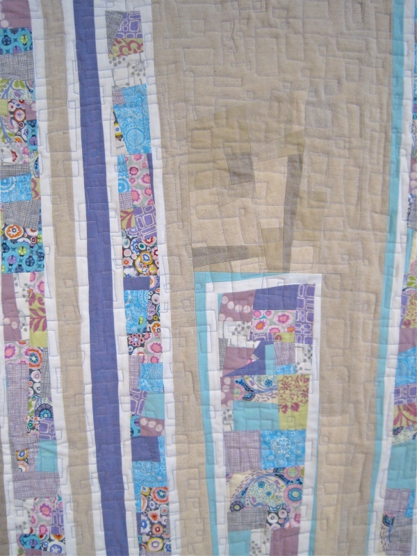 sewkatiedid/Soft Splintered Quilt