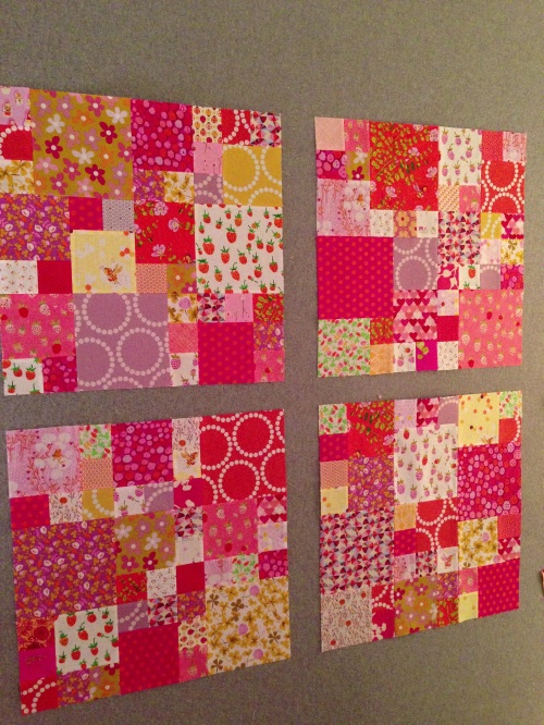 sewkatiedid/magic number quilt workshop