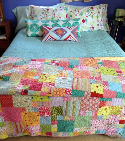 magic number quilt/sewkatiedid