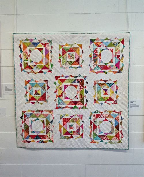 Sewkatiedid:Double-Trouble Take Two Quilt