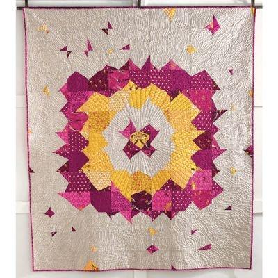 SEW KATIE DID/Supernova Quilt/Quilting Modern Pattern