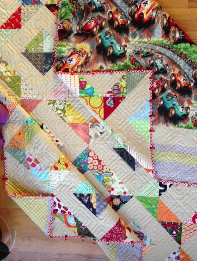 SEW KATIE DID/Roan's Quilt