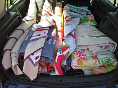 SEW KATIE DID:Hit the road