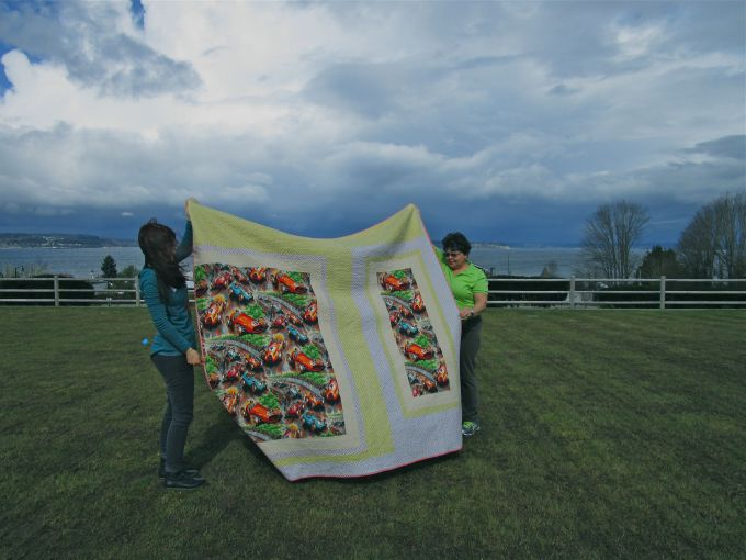 SEW KATIE DID:Roan Quilt Back