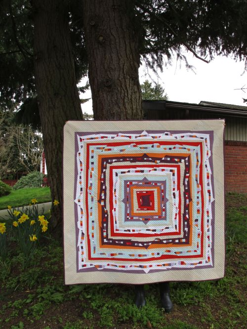 SEW KATIE DID*Vortex Quilt