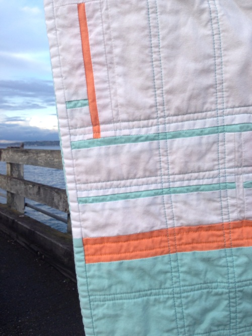 SEW KATIE DID/Fresh Cut Quilt/Quilting Modern