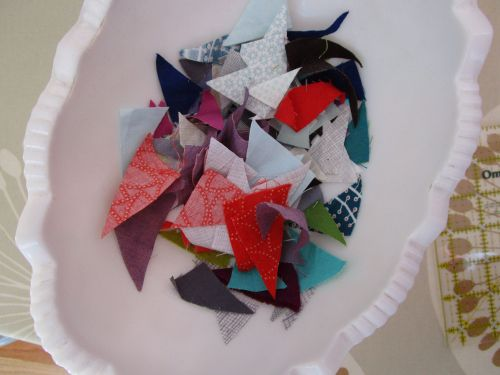 SEW KATIE DID:Triangles
