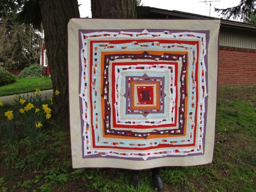 SEW KATIE DID/On Target Quilt