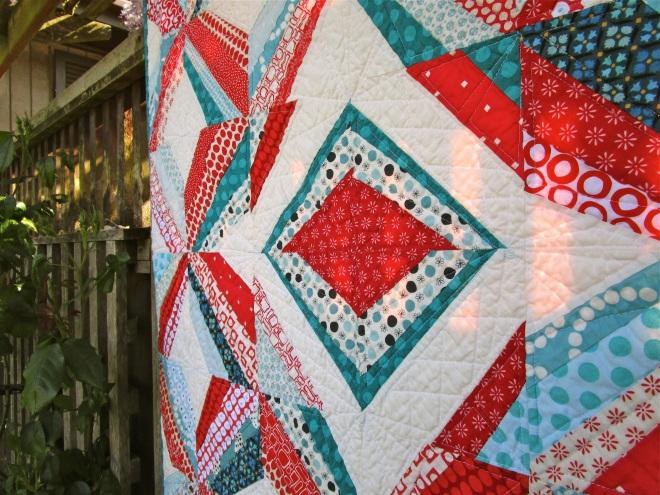 SEW KATIE DID:MOD Pinwheel Detail