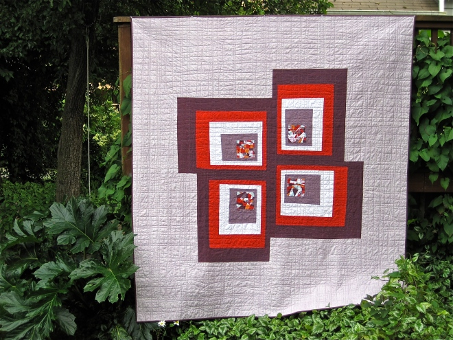 SEW KATIE DID/Seam Ripper IPA Quilt
