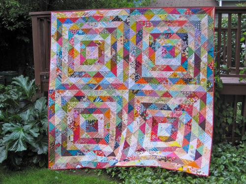 SEW KATIE DID/Value quilt