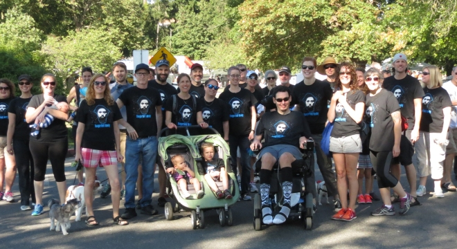 ALS WALK/Team Newby