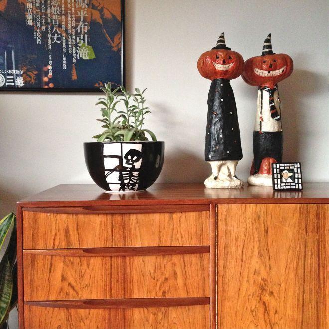 SEW KATIE DID:Halloween Heads