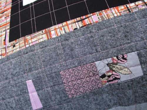 SEW KATIE DID:Improv Patchwork Workshop detail