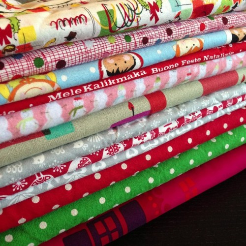 SEW KATIE DID:Christmas fabric collection