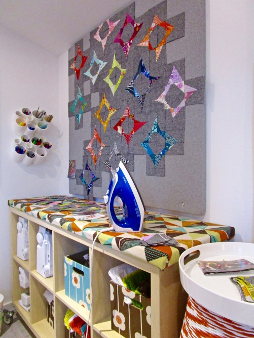 SEW KATIE DID:Build a quilt design wall