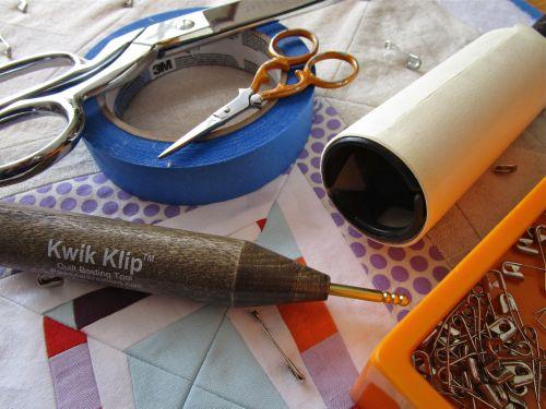 :: Build a Basting Tool Kit ::