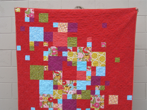 SEW KATIE DID:Smitten Kitten Magic Number Quilt Tutorial