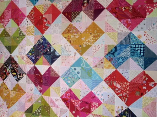 SEW KATIE DID:Warm and Cool Hearts Value Tutorial